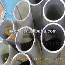 Titanium u bend heat exchanger tube