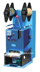 bubble cup automatic manual cup sealer for plastic cup