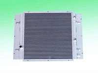 classic oil cooler for air compressor