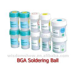 Wholesales Leaded and Lead-free BGA solder ball leaded sn63/pb37