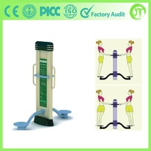 Direct manufacture JT-11201B waist twister outdoor body building fitness equipment