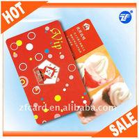 High quality printing id card models