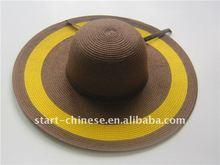 Fashion lady costume hat sun hat