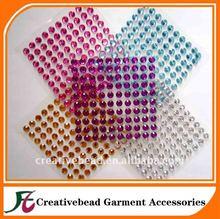 Hotsale Self-adhesive Rhinestone Sticker Gems, Acrylic Rhinestone Sticker Crystals