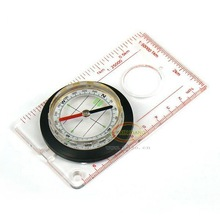 map measure Compass Glow in darkness/Reduced scale and ruler compass