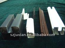 plastic extrusion profile extruded profile pvc building materials