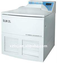 DLM12L High capacity refrigerated blood bank medical centrifuge equipment
