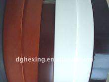 2012 pvc edge banding white kitchen cabinet pvc edge banding---HXS9126