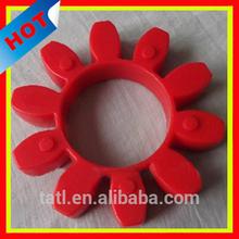 PU rubber coupling parts