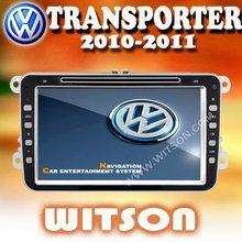 WITSON VOLKSWAGEN TRANSPORTER CAR GPS NAVIGATION with DVB-T Tuner (optional)