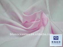 yarn dye check poplin fabric/silk noil poplin fabric/tela poplin