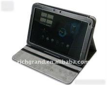 For Motorola Xoom leather case