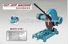 2012 new 400mm aluminium machine cutting 2.2KW