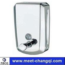 800ml/1000ml/1200ml 304 stainless steel maunal Liquid soap dispenser