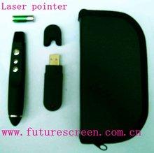 Wireless USB Power Point/Word Presenter Laser Pointer