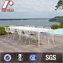 outdoor garden chair, wire outdoor chairs, bertoia side chair DU-0723