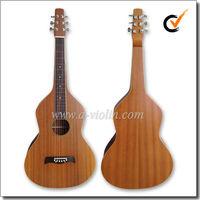 Hawaiian Extra deeper Chinese Weissenborn Guitar (AW100D)