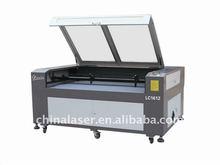 20mm acrylic laser cutter machine / crystal laser engraving machine LC1612 / key cutting machine