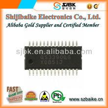 Logic -Signal Switches, Multiplexers, Decoders IC QS3390Q Original new parts
