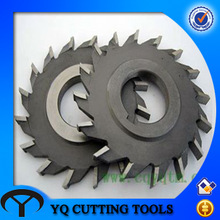 HSS Side Milling Cutter with TUV CE
