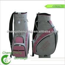 Ladies pink golf bags