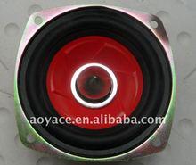 """loudspeaker/speaker/woofer 4"""" for 2.1 woofer use"""