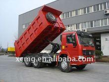 China HOWO 6x4 TIPPER TRUCK 2012