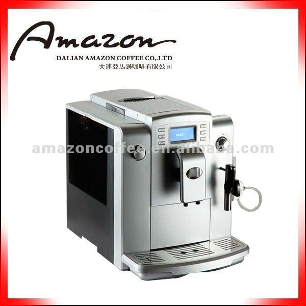 Automatic Bean To Cup Coffee Machine For Espresso And Cappuccino - Buy Full Automatic Espresso ...