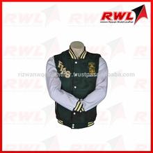 best from pk plain custom Varsity Jackets for baseball wholesale