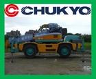 Used Japanese Rough Terrain Crane For Sale LW80-1 Japan / Lifting capacity 8t , H Outrigger , Komatsu Engine