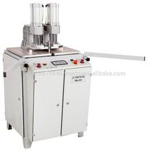 Automatic Single Corner PVC Welding Machine, 0,2 mm welding seam, 230V