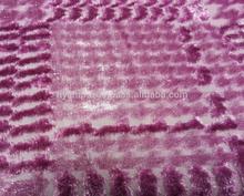 embroidered velvet fabric2014 Hot Sale Polyester Rayon tecidos jacquard Elastic Webbing Knitting Jacquard Wholesale