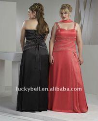 Dealer New Arrival Hot Sale Plus Size Beaded Wedding Dress