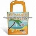 Vacaciones de verano reciclado de la playa para mommy bag ( Gre-kb104 )