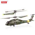 s102g syma helicóptero plástico black hawk melhor venda de produtos