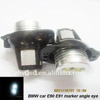 Led Angel Eyes 3 W auto led Marker for BMW E82,E92,E93,E70,E71,E60,E61,E90,E63E39bmw marker kits