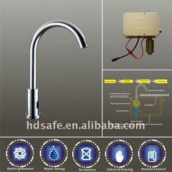 HG510 No Batteries Automatic Rotatable Kitchen Faucet