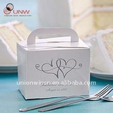 double heart design favor box wedding favors wedding items unique wedding favors