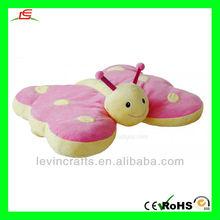 LE D117 Plush Ladybug Baby Mat