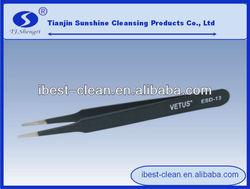 High Quality Stainless Steel Tweezers SR-N8009