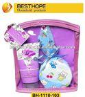 Cute Cosmetic Bag Bath Gift Set