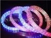 Flexible LED strip/flat 4-wire LED strip light/LED rainbow tube