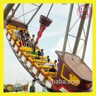 Greatful!!! Professional Design Electric Equipment Pirate Ship In Amusement Park