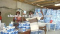 Pequeñas de papel higiénico, las instalaciones de aseo ( capacidad: 1t/d )