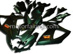 Motorcycle fairing/motorcycle body work/fairing kit for GSXR1000 07-08 suzuki body kits black