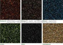 Colored Rubber Mulch