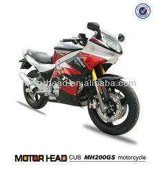 street bike MH200GS motorcycle