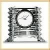 Laser Cut Antique Crystal Clock For Home Decoration