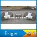 ao ar livre cama do sofá chesterfield moderno sofá de vime conjunto 283
