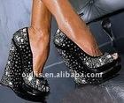 hot 2013 ladies shoes guangzhou Jh015